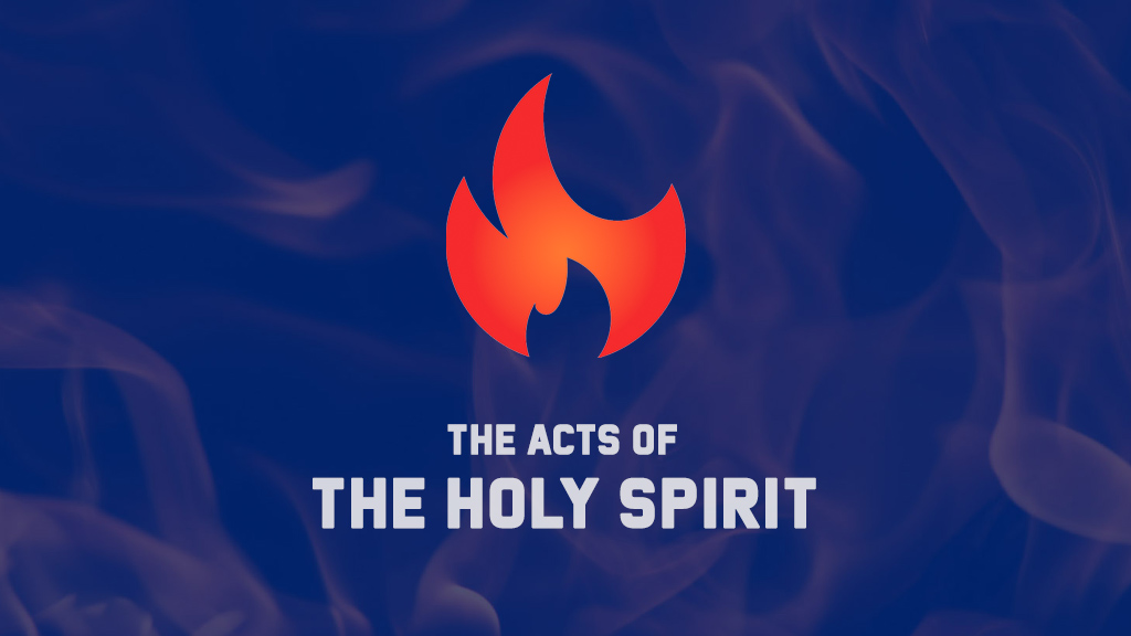 Wait For The Holy Spirit