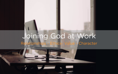 Joining God at Work