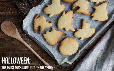 Halloween: The most missional day of the year?