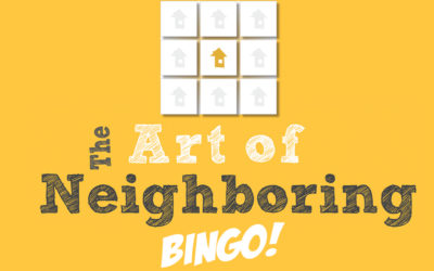 Neighborhood Bingo